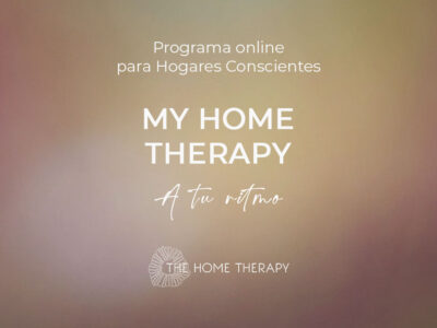 "Programa MY HOME THERAPY ""A tu ritmo"""