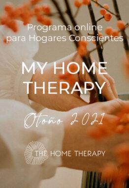 Programa MY HOME THERAPY Otoño 2021